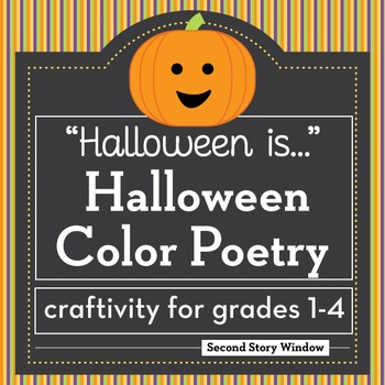 Color Poetry Craftivity (TPT)