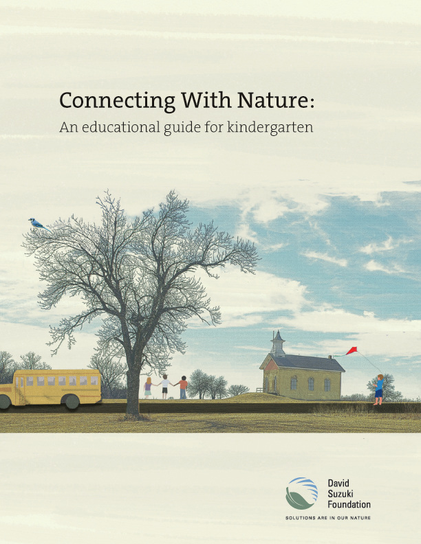 Connecting With Nature (kindergarten)