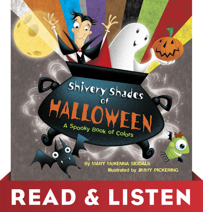 Shivery Shades of Halloween READ & LISTEN